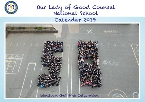 JPA 2019 Calendars are available from the school. If you would like one, please return €10 in an envelope with your child's name. Many thanks for your support. JPA.